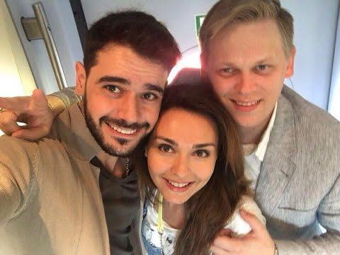 Микаэл Арамян и Вера Житницкая готовятся к проведению мастер-класса