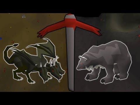 Acquiring The Dragon Pickaxe [HCIM]