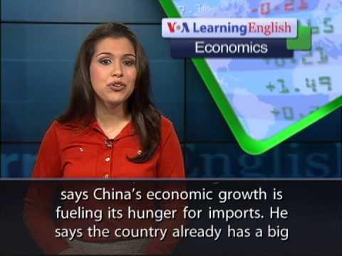 China Increases Food Imports