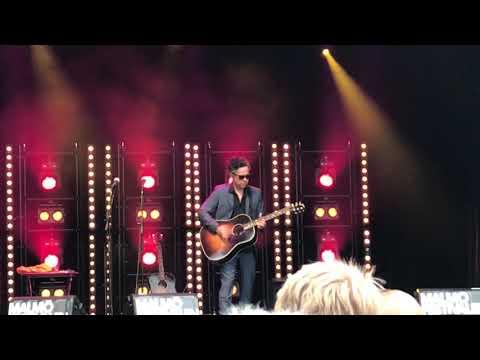 M Ward - One Hundred Million Years - Live at Malmöfestivalen 2017
