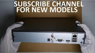HIKVISION DS-7604NI-K1(B) vidéo
