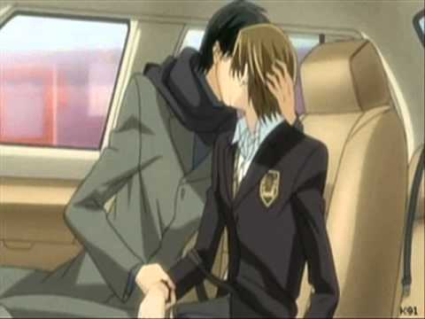 Sekai-ichi Hatsukoi & Junjou Romantica AMV: My First Kiss