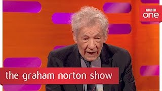 Ian McKellen talks Maggie Smith and the Oscars - The Graham Norton Show 2017: Preview - BBC One