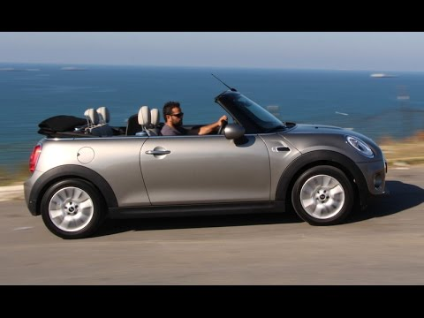 test mini cooper cabrio youtube. Black Bedroom Furniture Sets. Home Design Ideas