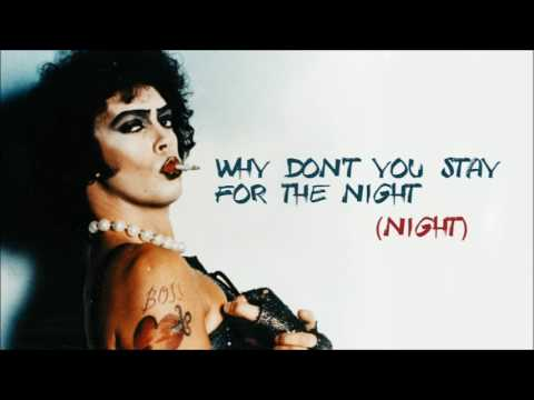 Sweet Transvestite || Rocky Horror Picture Show || Lyrics