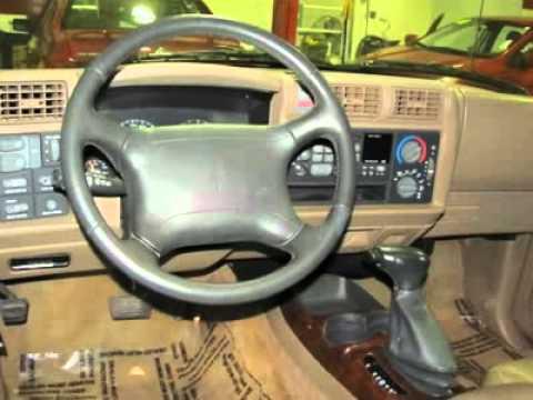 Dan Deery Waterloo >> 1997 Oldsmobile Bravada - Sport Utility Waterloo Iowa J10330B - YouTube