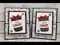 Cup of Cheer - Joy Fold Card Tutorial - Stampin' Up!
