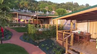 Camping Village La Rocca - Video Drone Lago di Garda