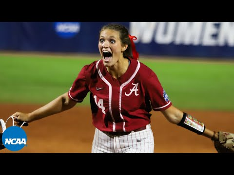 All 21 outs from Montana Fouts' WCWS perfect game |
