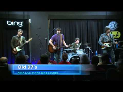 Old 97's - Champaign Illinois (Bing Lounge)