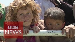 Iraq Crisis: Escaping the brutality of the Islamic State - BBC News