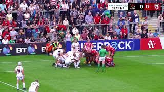 Ulster v Gloucester: Full match