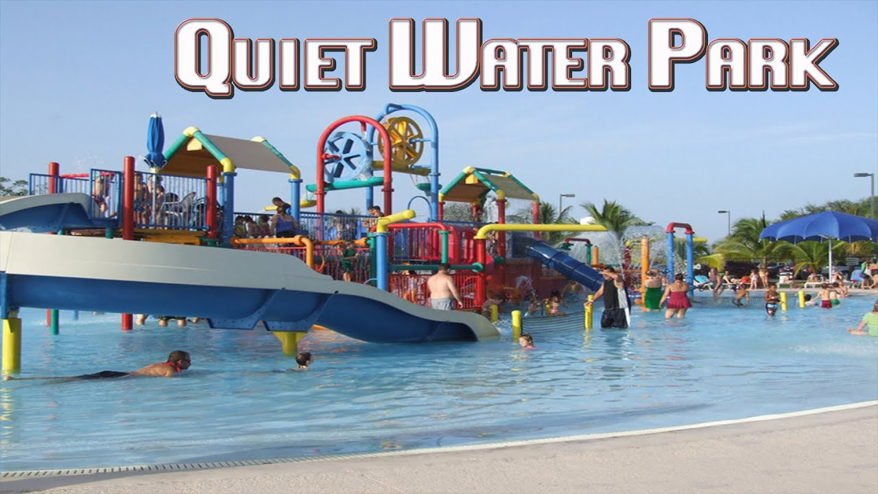 Quiet Water Park Deerfield Beach Florida