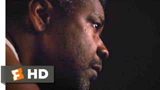 Fences (2016) - Death Knocks Again Scene (7/10) | Movieclips