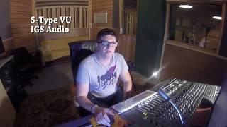 IGS S-Type VU 500 series review in Corvin Recording Studio