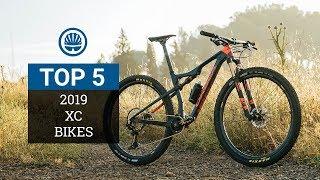 Top 5 - 2019 Cross Country Bikes