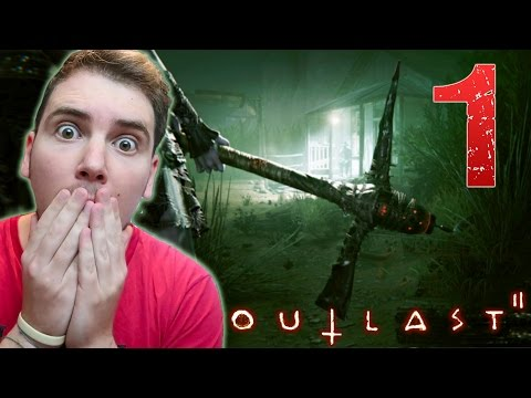 OUTLAST 2 [Walkthrough Gameplay ITA HD - PARTE 1] - NUOVA TERRIFICANTE AVVENTURA! (NUOVA SERIE)