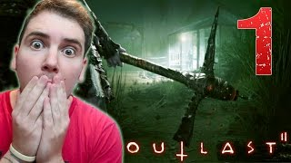 OUTLAST 2 [Walkthrough Gameplay ITA HD - PARTE 1] - NUOVA TERRIFICANTE AVVENTURA! (NUOVA SERIE)