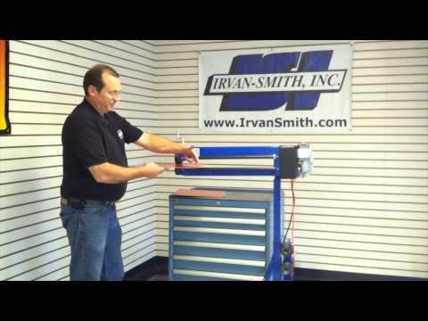Irvan-Smith Video Series - Bead Roller Step Mandrels