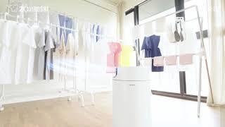 02 3D循環乾燥-360度衣物乾燥除濕機