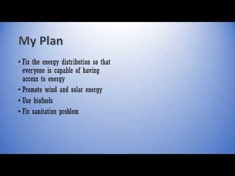 Finding Sustainable Energy in Haiti