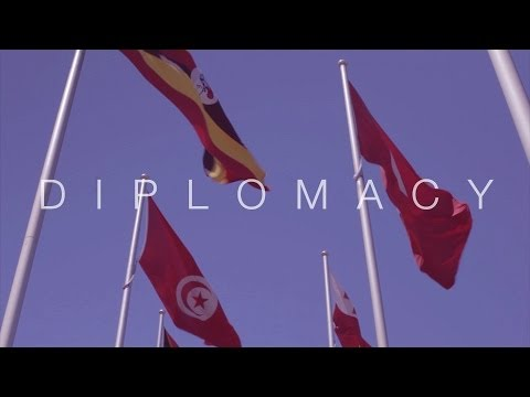 ANU College of Asia Pacific - Masters Series - Diplomacy