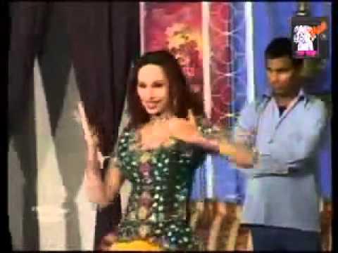 Pakistani Stage Dance   Deedar   Tere Ishq Wi Pagal