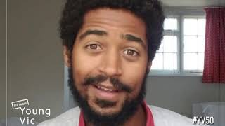 A message from Alfred Enoch - #YV50
