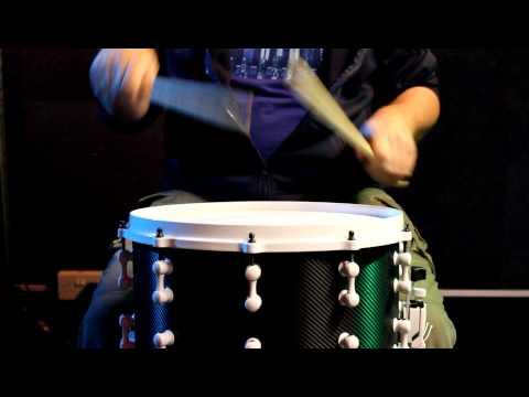 Harvey Martin PLAYS PimpCo snare