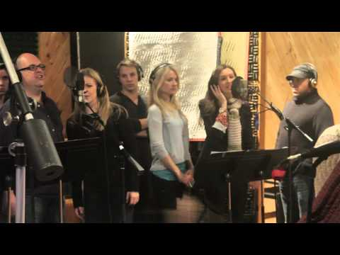 Big Fish Original Cast Album Recording Session