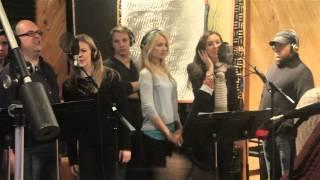 Big Fish Original Cast Album Recording Session