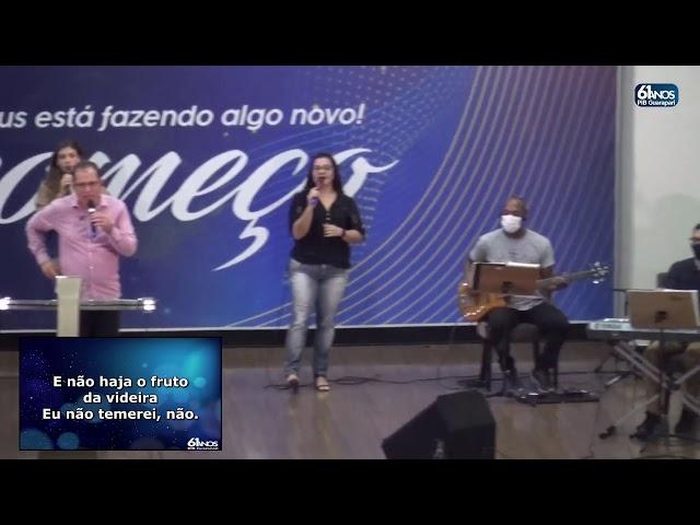 Culto Primeira Igreja Batista em Guarapari 20/05/2021-19:30