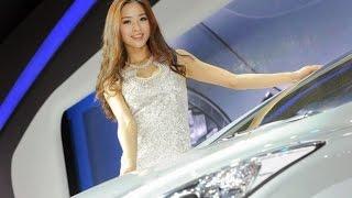Лучшие кроссоверы Китая Changhe Q35 The best China suv car