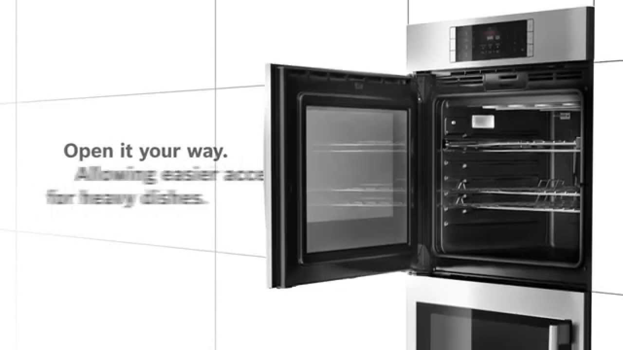 Bosch Oven Wall Single Double Liances
