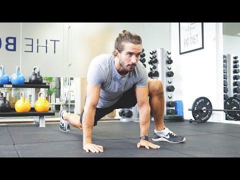 15 Minutes 15 Moves Full Body HIIT | The Body Coach