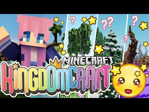 I got the BEST Kingdom | Ep. 1 | KingdomCraft Factions