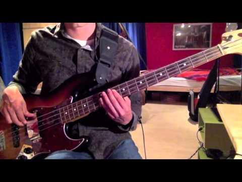Sheppard - Geronimo (Bass Cover) - YouTube