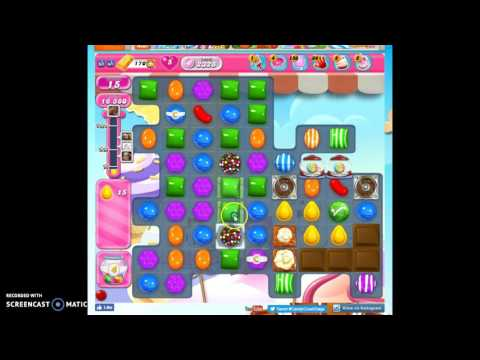 Candy Crush Level 2328 help w/audio tips, hints, tricks