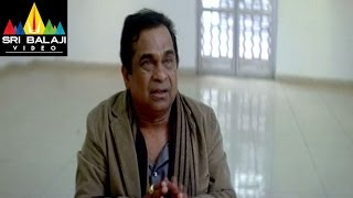 Prayanam Movie Brahmmi With Police Comedy   Manchu Manoj, Payal Ghosh   Sri Balaji Video