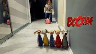 Sigikid Bowling Set Indoor Fun Children Games
