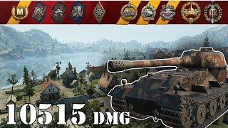 World of Tanks / VK 72.01 (K) .. 10515 Dmg
