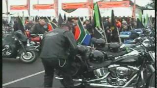 Harley Gathering in Killarney co.Kerry European Rally 2006 Southern Ireland