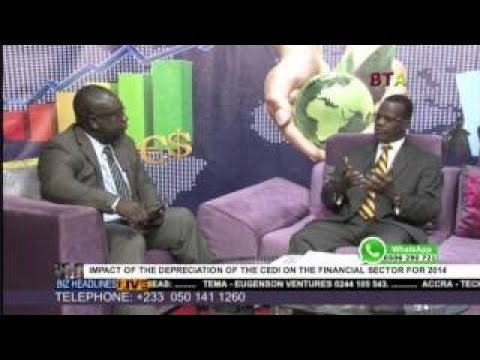 The Way Forward With GN Bank With Mr Patrick Anuonel On Business Afric Alive 1