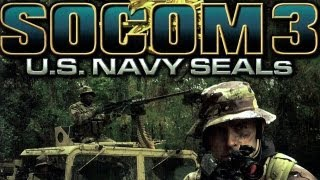 CGRundertow SOCOM 3: U.S. NAVY SEALS for PlayStation 2 Video Game Review