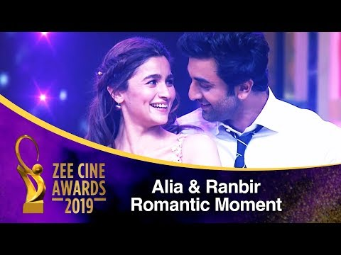 Ishq wala Love | Ranbir Kapoor and Alia Bhatt  | Zee Cine Awards 2019