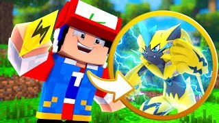 Minecraft: Z-CRYSTAL - POKEMON FUTURE 2 Ep.44 « Nitro »
