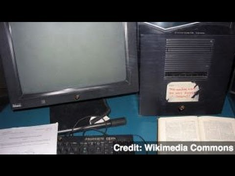 World Wide Web Creators Reboot First Ever Website