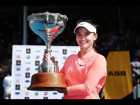 2017 ASB Classic Final | Lauren Davis vs Ana Konjuh | WTA Highlights