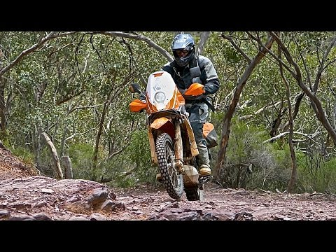 Motorcycle Adventure - The Bridle Track