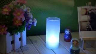 Romantic Electronic Energy Efficient LED Candle Light